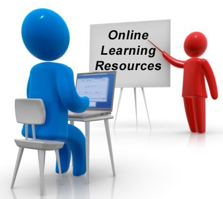 Logo to online resources